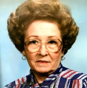 Martha Mae  Broussard
