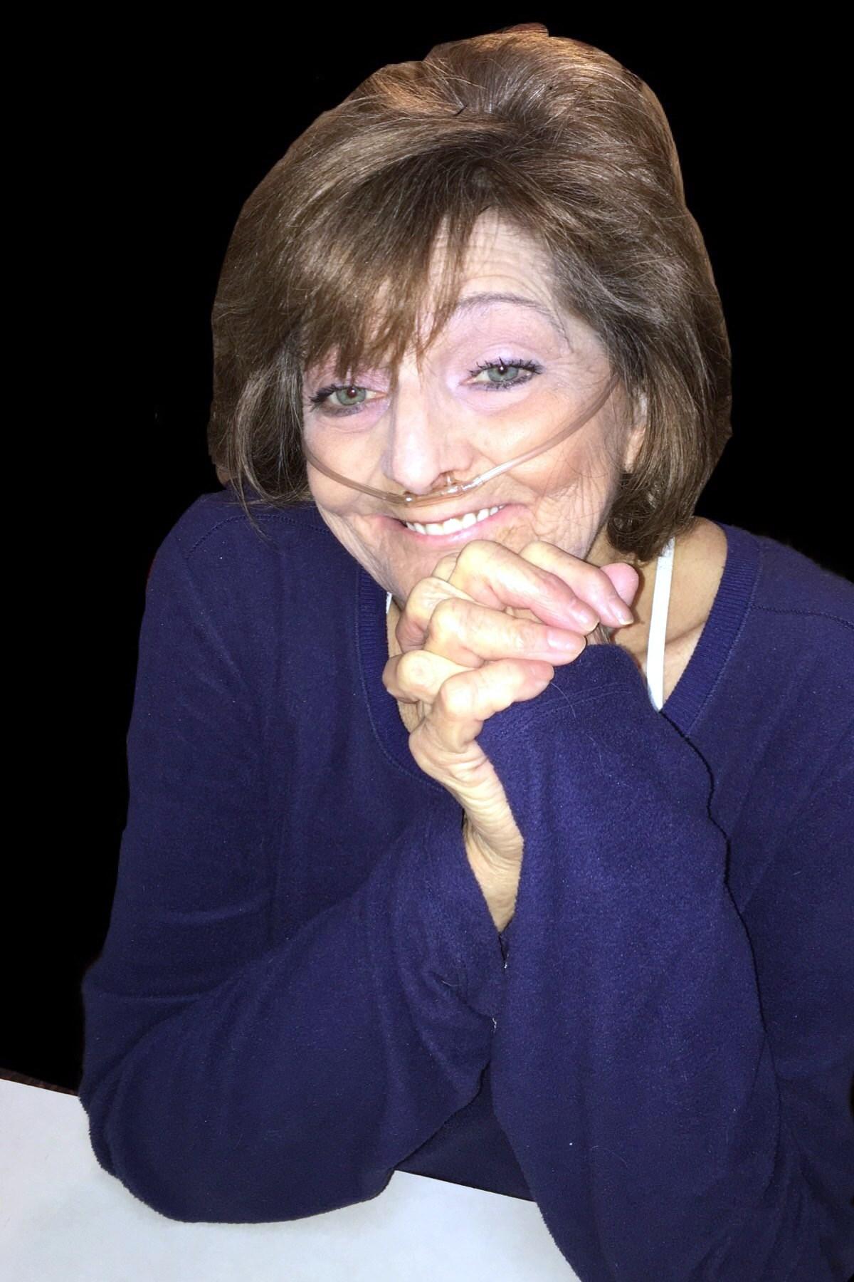 Pamela Sue  Hamer-Hood