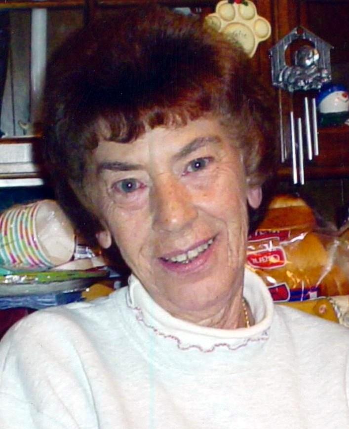 Eva Jean  Farr