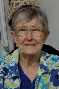 Margaret Mary  Sorbey