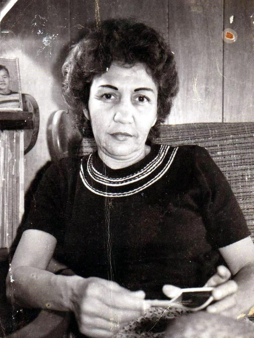 Rosa Everett  Rios