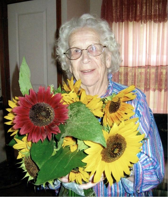 Bertha Maude  Gilmore