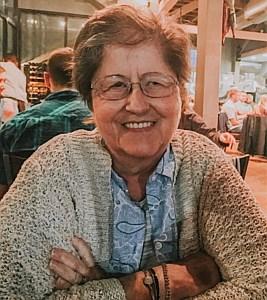 Ursula Anne  Harris