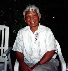 Ronnie Echano  Santua