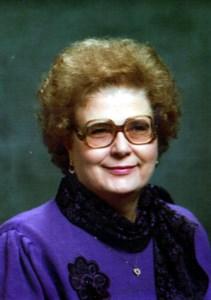 Patsy Ruth  Martin