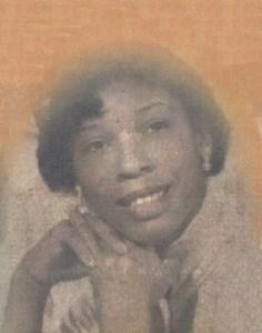 Mildred Elizabeth  Willis