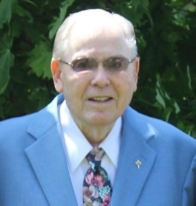 Rev. Donald Stough  Wagner