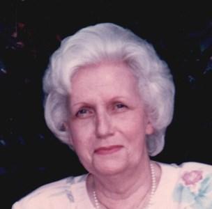 Frances Parker  Scott