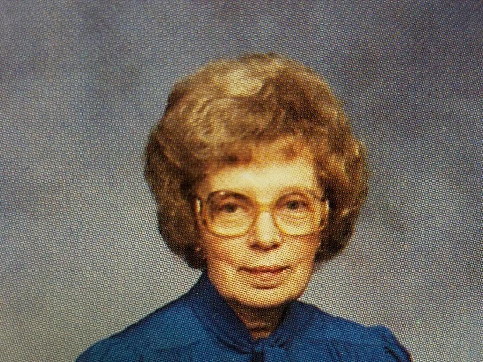 Eleanor Lovell  Lawson