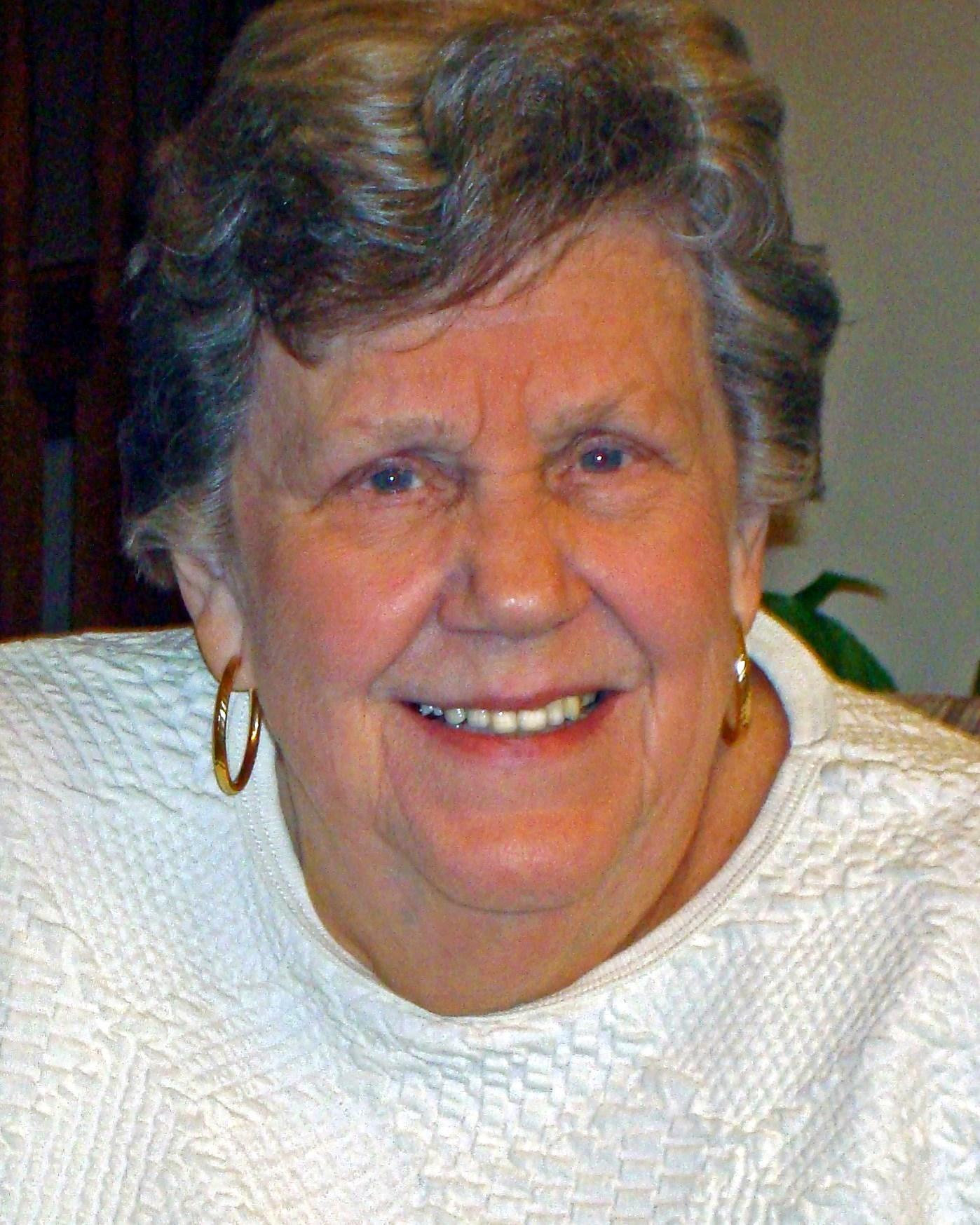 Marjorie Ann  Ford