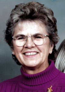 Mary Ellen  Ford
