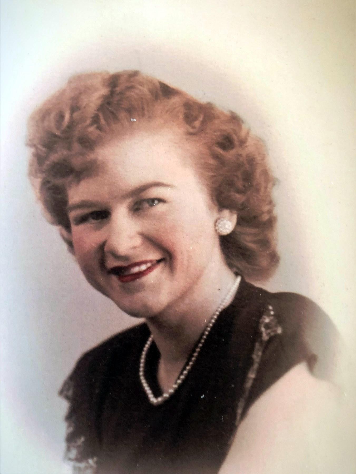 """Margaret """"Peggy""""  Ronnebaum"""