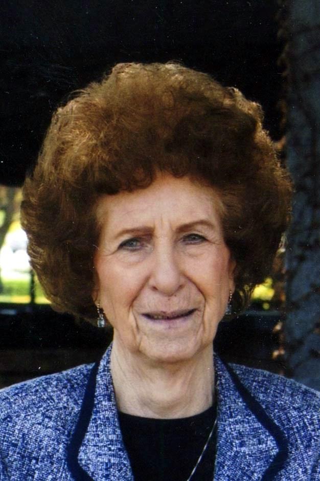 Ella Mae  Wagner
