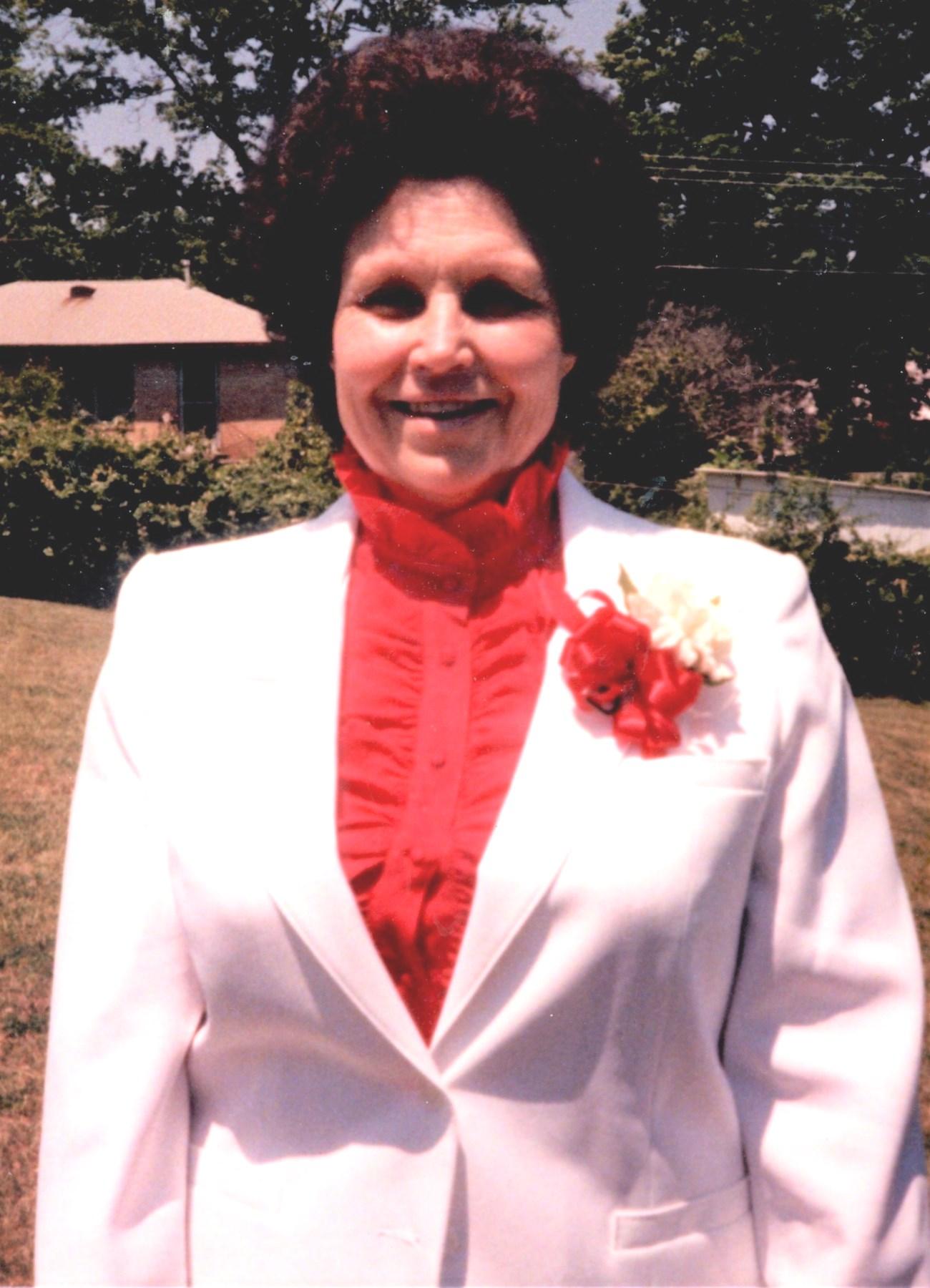 Evelyn S.  Walden