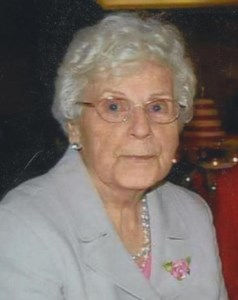 Louie Ethel  Maddock