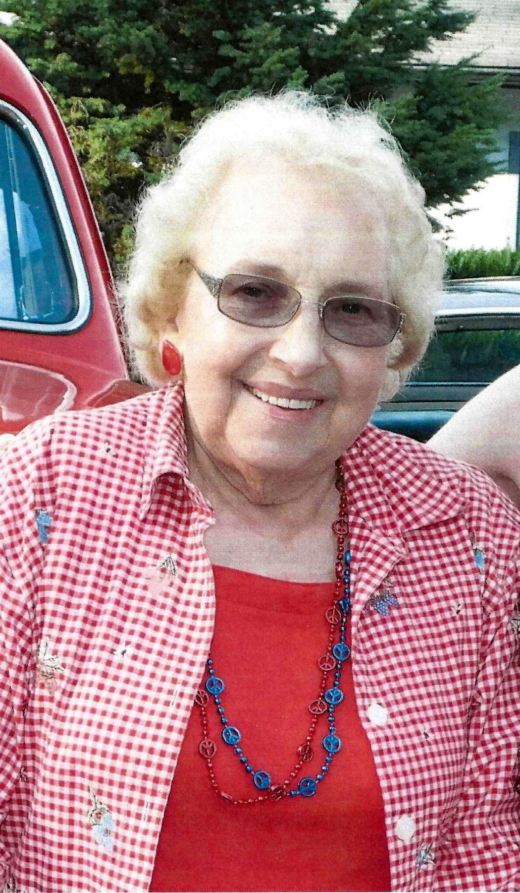 Irene Winnifred  Orr