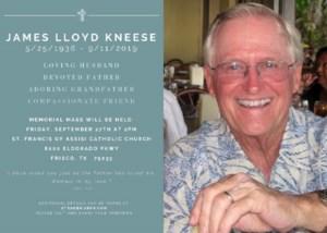 James L  Kneese