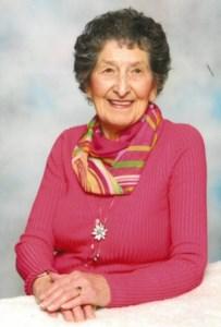 Flora Mary Susanna  MacKenzie
