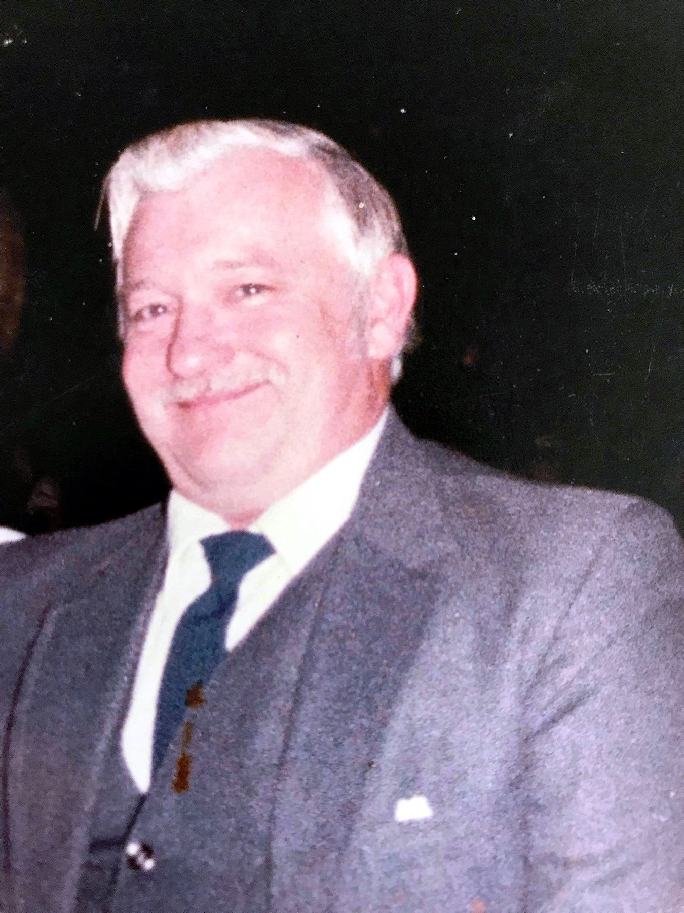 Raymond Ernest  Burkholder