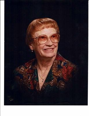 Frances Blundell
