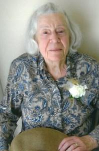 Bertha Mae  Stanfield