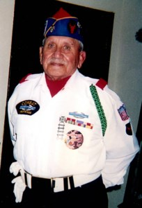 Roque John  Riojas Sr.