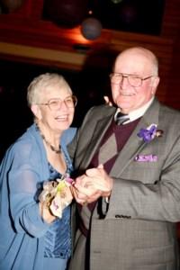 Charles R. and Bonnie  Redlinger