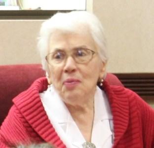 Claudette Rhoda  Pfeffer