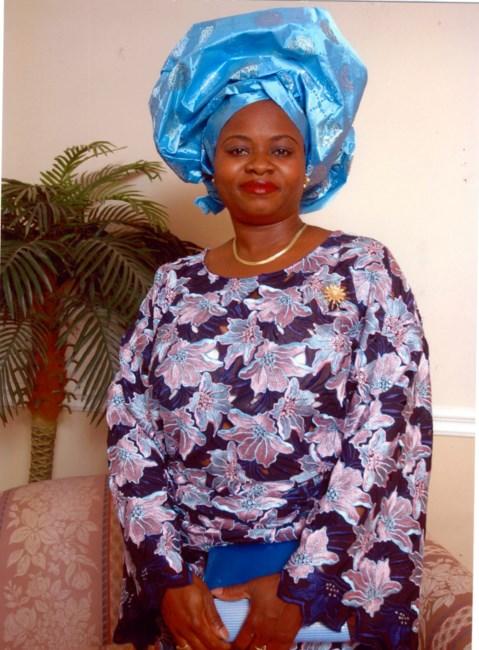 Obituary of Elizabeth Adebukola OKUSANYA