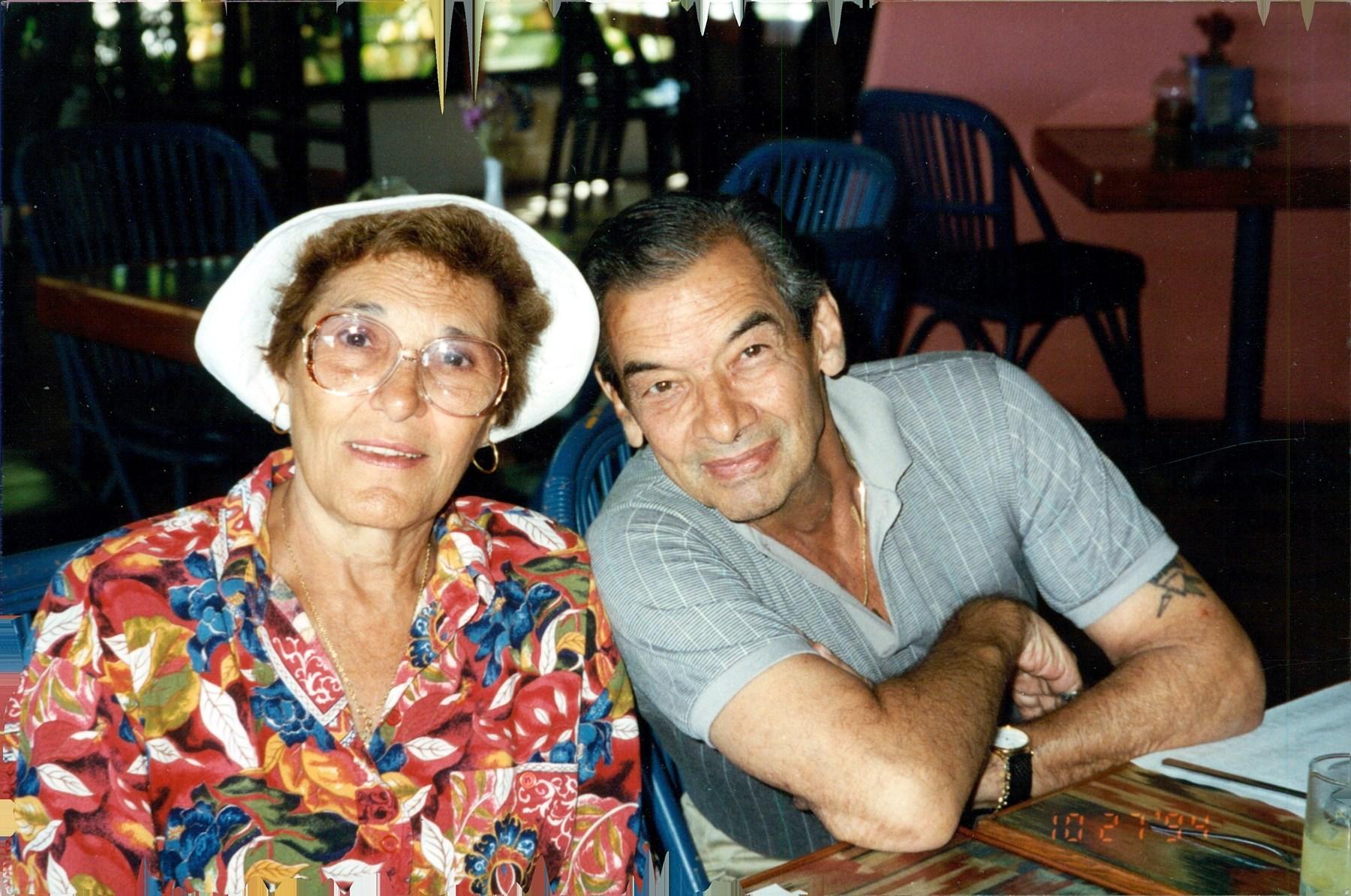 Mrs. Louise Gloria  Parisi