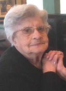 Jeanne Gertrude  Adams