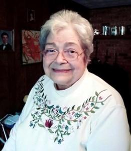 Betty Mabel  Carroll
