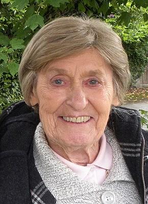Mary Pegg