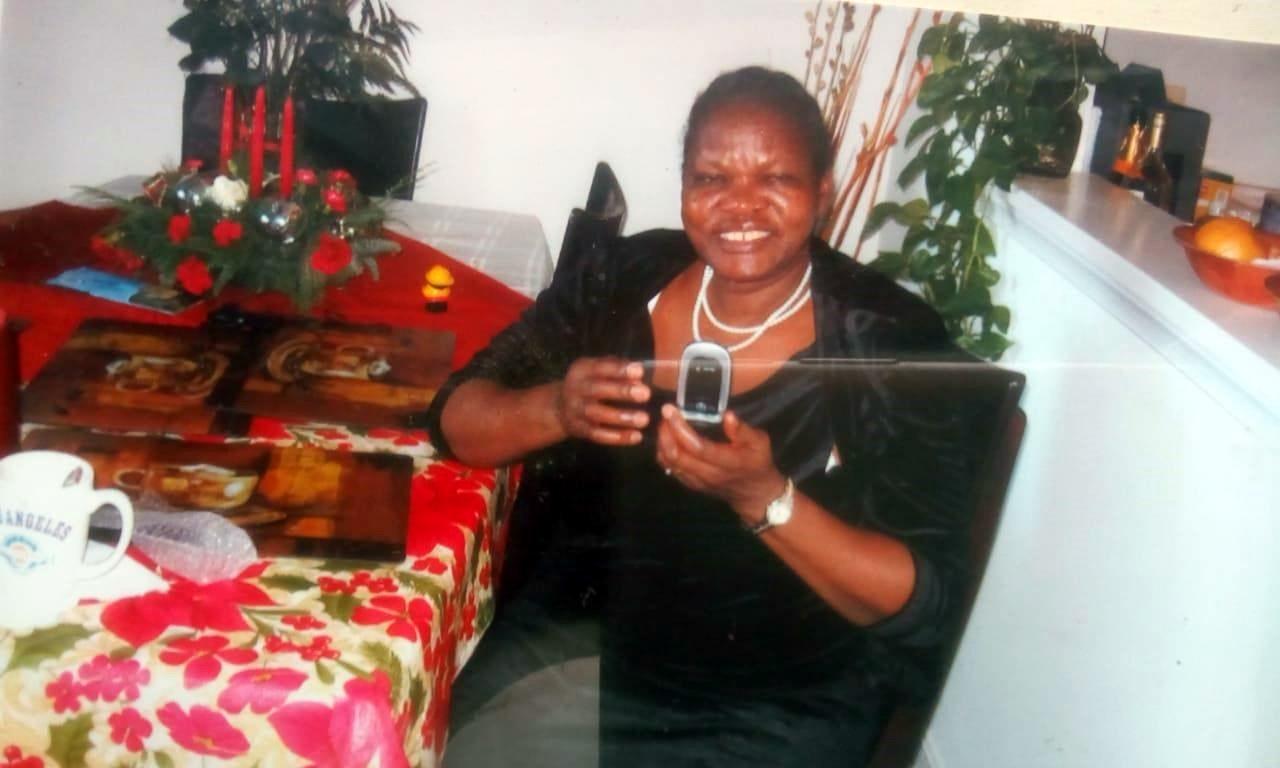 Simphrose Nasimiyu  Munya
