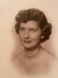 Ann Johnson  Overbey
