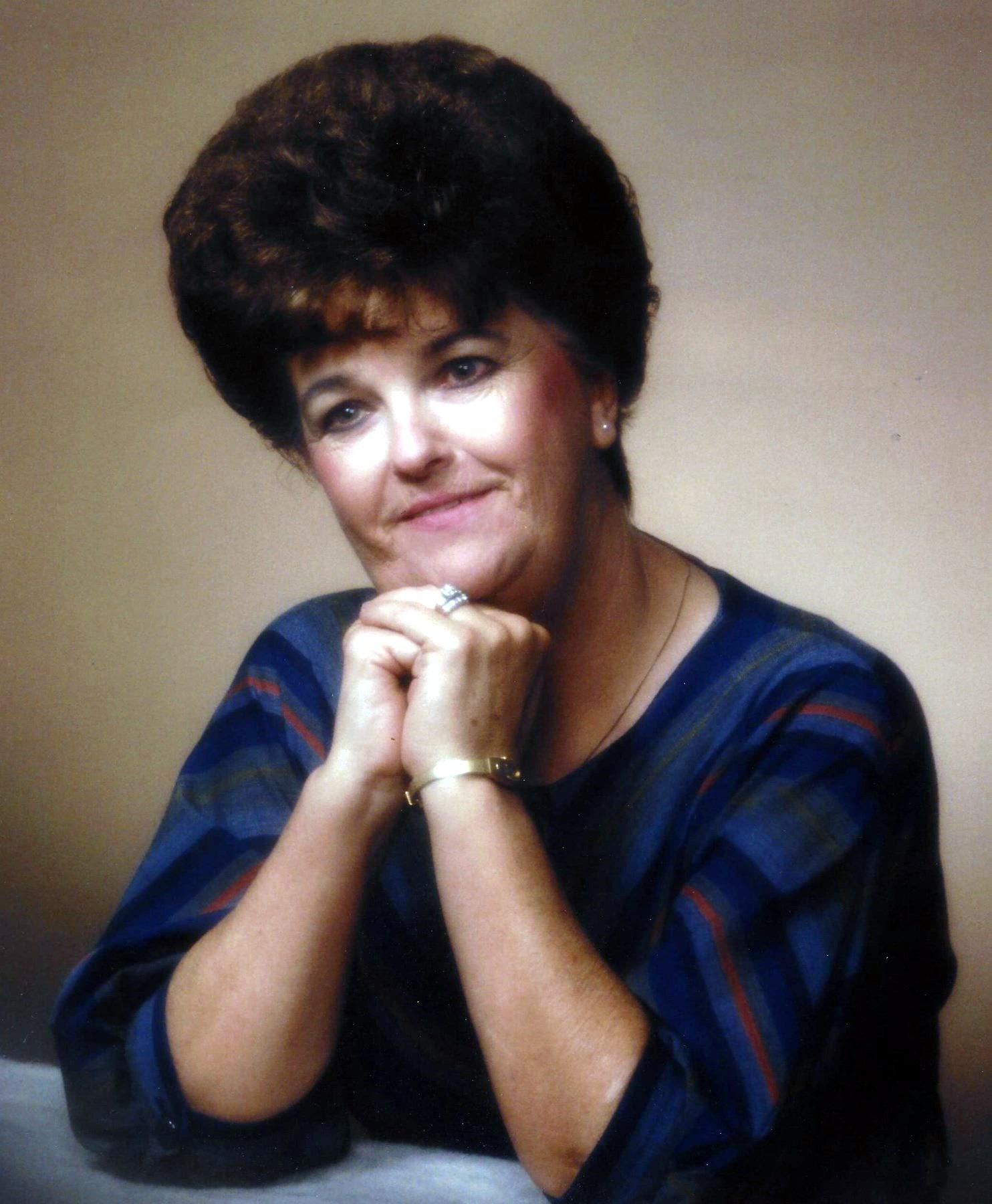 Audrey Anna  Shank