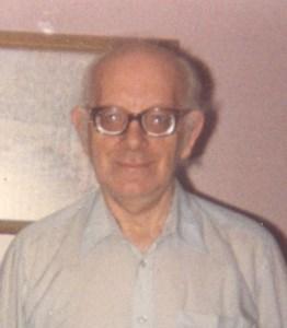 Thomas George Wilfred  Jacobs