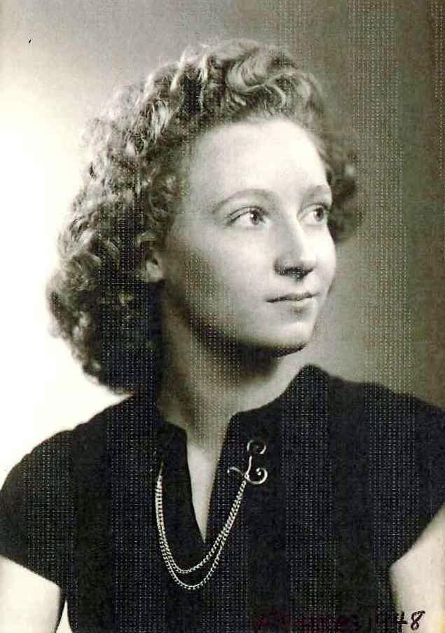 E Frances  Scalf