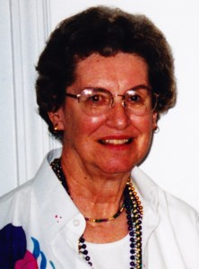 Joan Grace  Bouck