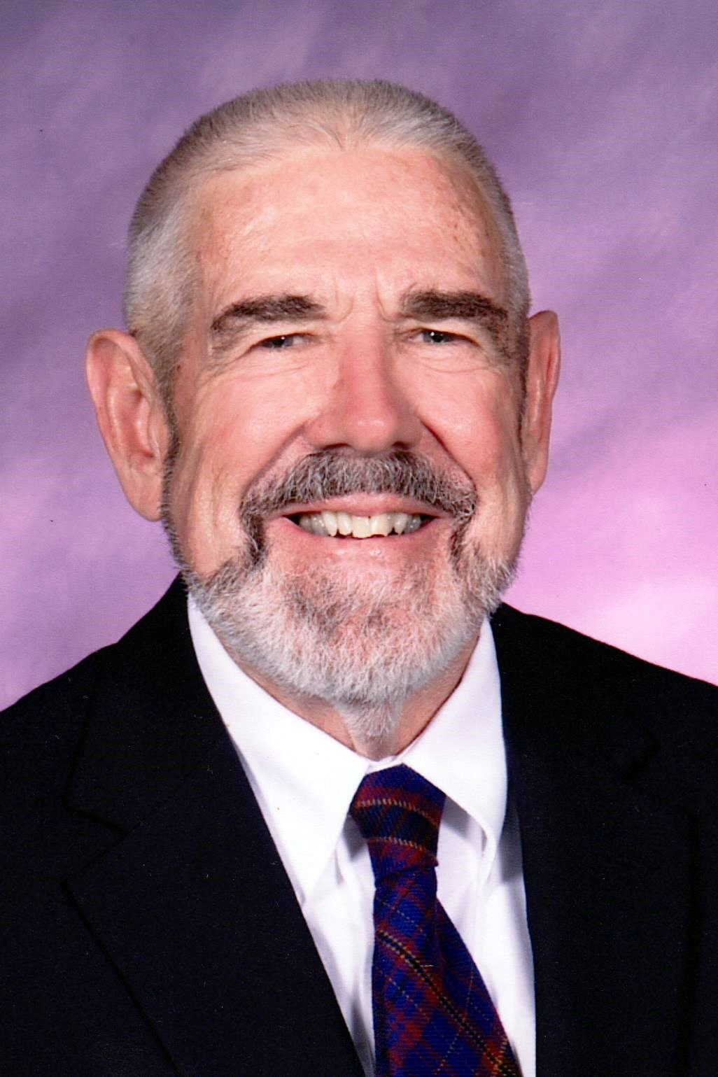 Ronald W.  James
