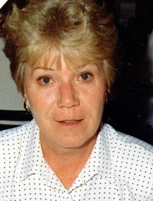 Regina  Mary Campbell   Burns