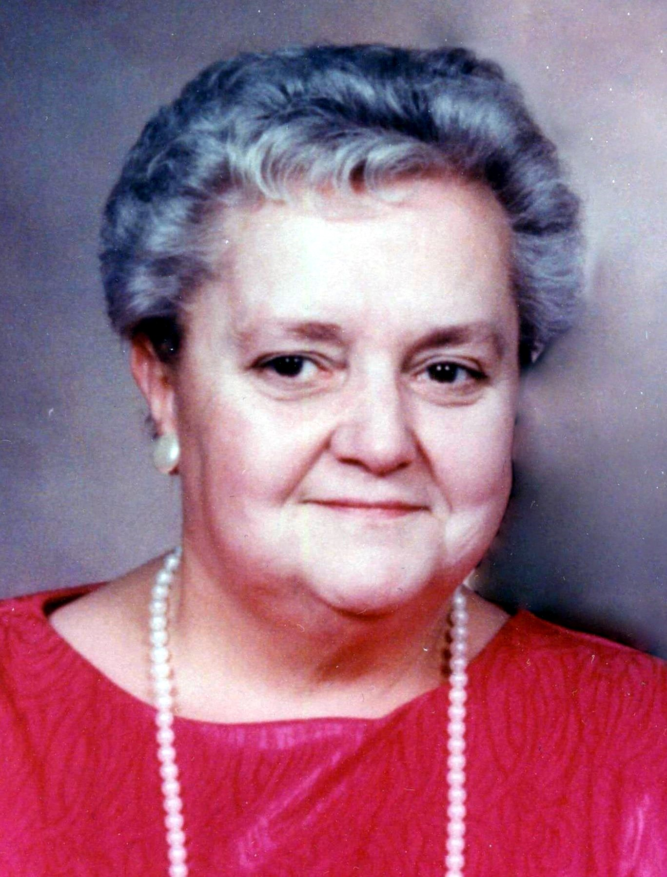 Nancy Elizabeth  Nelson
