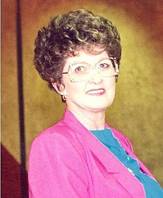Bertha McMurray