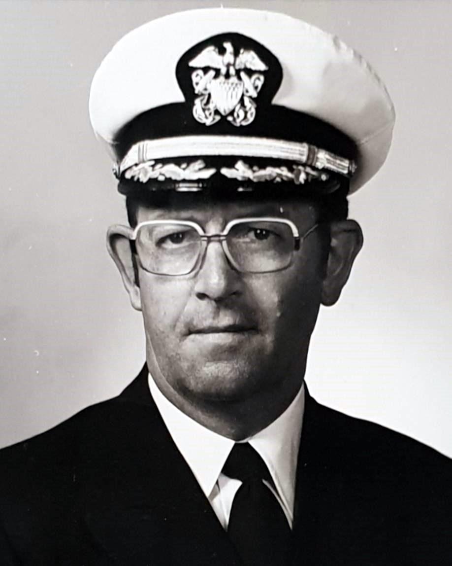 Capt. Robert B.  Hoffman USN (Ret)