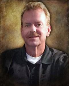Mark Steven   McAllister