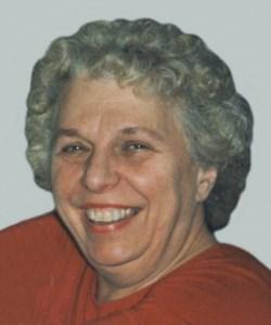 """Bertha """"Beth"""" A.  Lynch"""