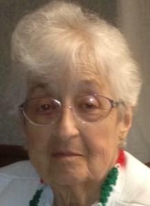 "Margaret ""Peggy"" M.  Fratianni"