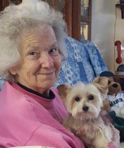 Betty Jane  Blick