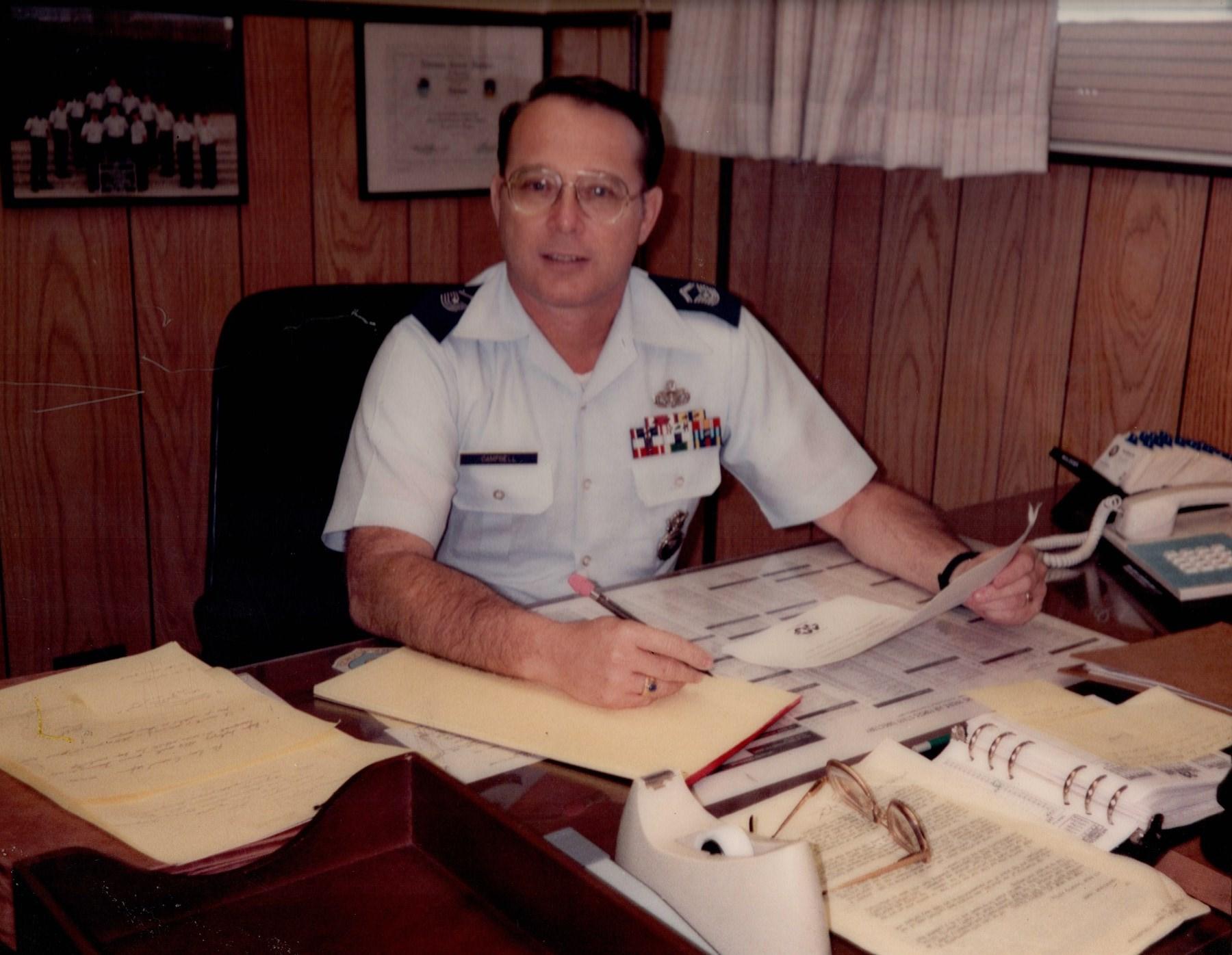 Robert Alvin  Campbell