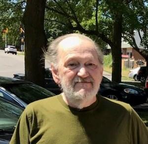 Patrick James  Tourangeau
